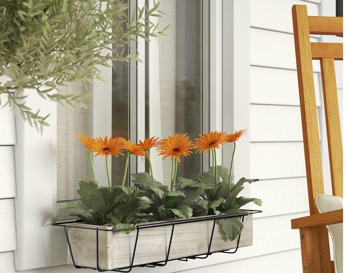 jardim vertical jardineira 1 - JARDINS VERTICAIS : 12 DICAS Úteis de Design