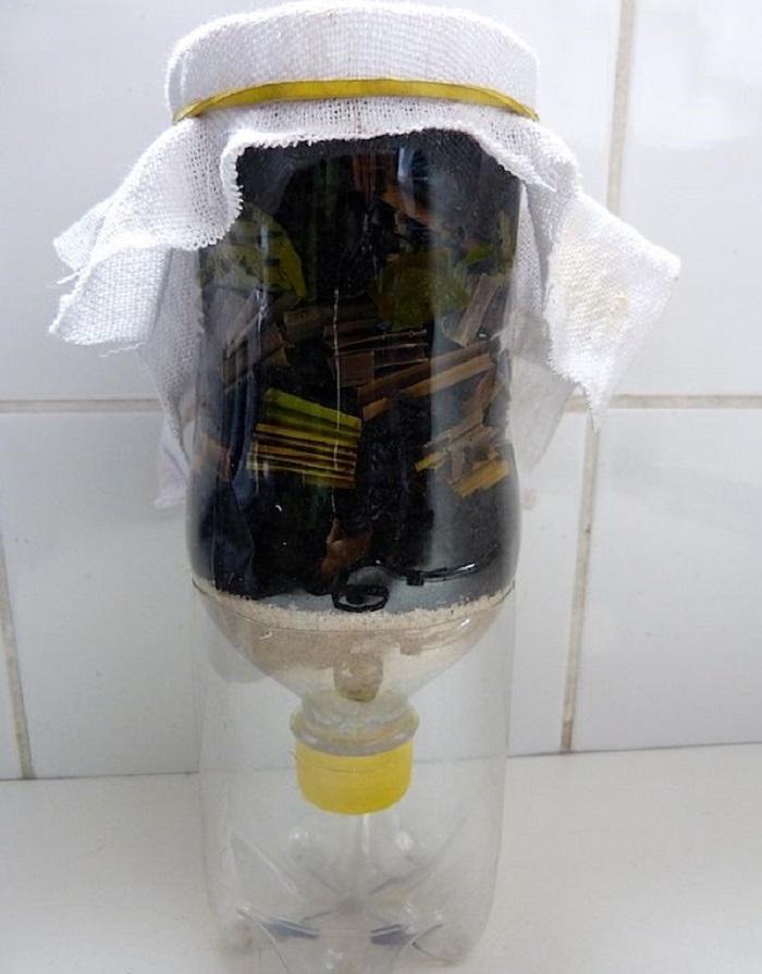 compostagem6 1 - Composteira Orgânica: 4 Idéias Para Começar a sua