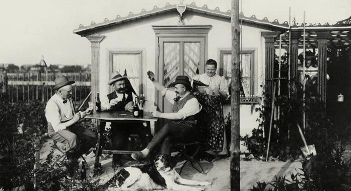 jardim alemao1906 - JARDINS ALEMÃES: Conheça 14 FATOS sobre eles