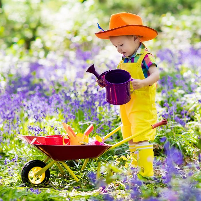 7 Dicas Para Jardim Adequado Para Criancas - 7 Dicas Para Jardim Adequado Para Crianças